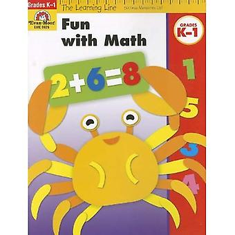 Fun with Math, Grades K-1 (Learning Line)