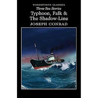 Three Sea Stories (Wordsworth Classics)
