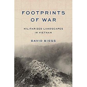 Spuren des Krieges: militarisiert Landschaften in Vietnam (Weyerhaeuser Umwelt Bücher)