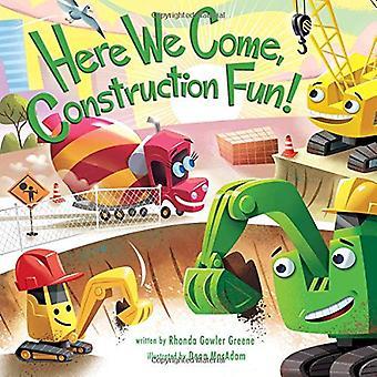 Here We Come, Construction Fun! [Cartonné]