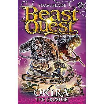 Beest Quest: Okira de Crusher: serie 20 boek 3 (Beast Quest)