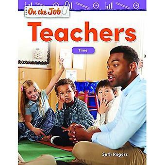 Op de baan: leerkrachten