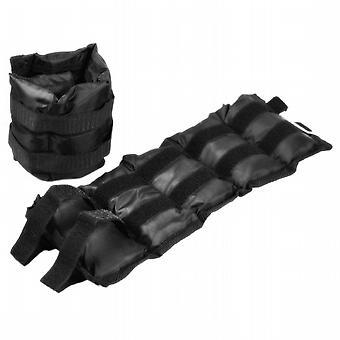 BodyRip poignet ou de la cheville réglable Velcro Poids bretelles