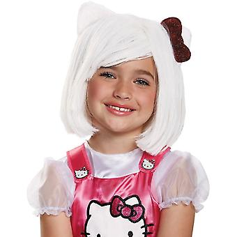 Hello Kitty Wig For Children