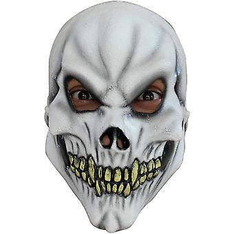 Skull Child Latex Mask For Halloween