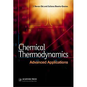 Kemisk termodynamik Adv tillämpning av Boerio