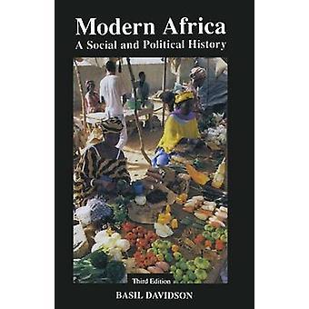 أفريقيا الحديثة تاريخ الاجتماعي والسياسي باسيل دافيدسون &