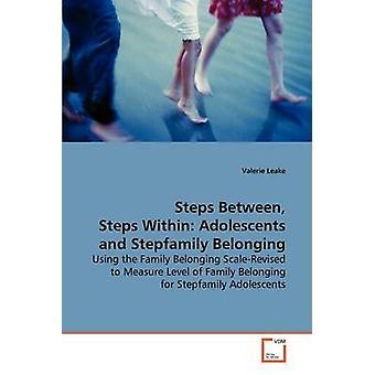Steps Between Steps Within by Leake & Valerie