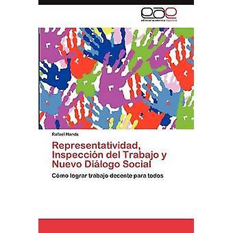 Representatividad Inspeccin del Trabajo y Nuevo Dilogo Social by Hands Rafael