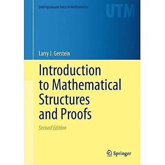 Introduction to Mathematical� Structures and Proofs (Undergraduate Texts in Mathematics)