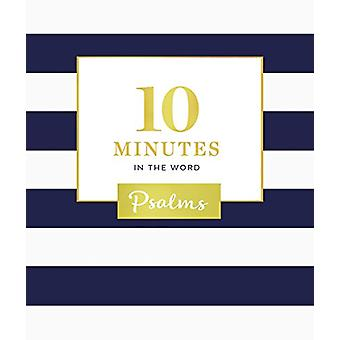 10 Minutes in the Word - Psalms by Zondervan - 9780310091257 Book