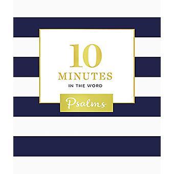 10 minuter i ordet - psalmer av Zondervan - 9780310091257 bok