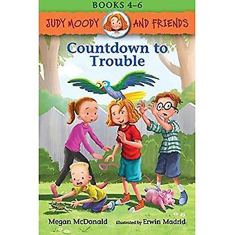 Judy Moody e amigos: contagem regressiva para problemas (Judy Moody e amigos)