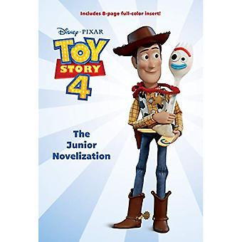 Toy Story 4: den Junior Novelization (Disney/Pixar Toy Story 4)