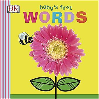 Baby's First Words by DK - 9780241301777 Book