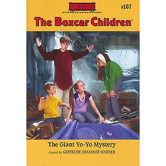 The Giant Yo-Yo Mystery by Gertrude Chandler Warner - Robert Papp - 9