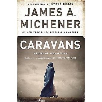 Caravans (New edition) by James A. Michener - 9780812969825 Book