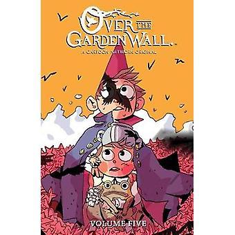 Over have væggen Volume 5 ved over The Garden Wall Volume 5-9781