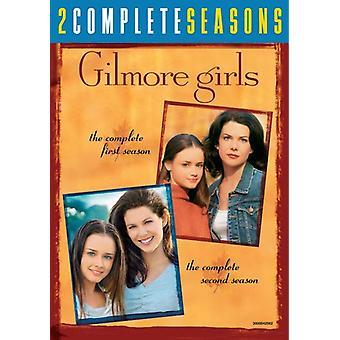 Gilmore Girls: Season 1-2 importazione USA [DVD]