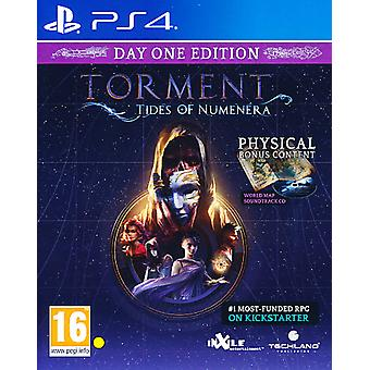 Torment Tides of Numenera Day One Edition - Playstation 4