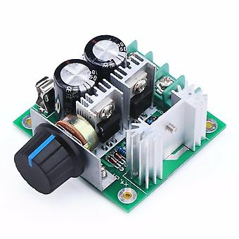 High Efficiency Dc Electric Motor Control Motor Speed Regulation PLC Gouverneur de vitesse gouverneur 12v-40v 10A Pompe Pwm Contrôleur de vitesse variable continue Stepless