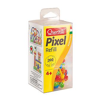 Quercetti Pixel Refill (200 Pegs 10mm Size)