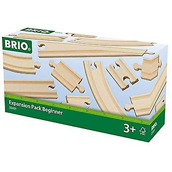 Paquete de expansión de BRIO para principiantes