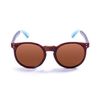Lizard Wood Ocean Wood Sunglasses
