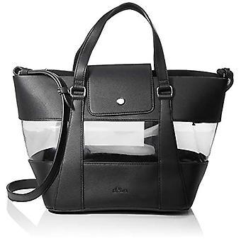 s.Oliver (Bags) 39.907.94.2492 - Black Women's shoulder bags (Black) 16x23x35 cm (B x H T)