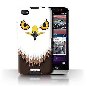 STUFF4 Case/Cover voor Blackberry A10/Hawk/Eagle/dier gezichten