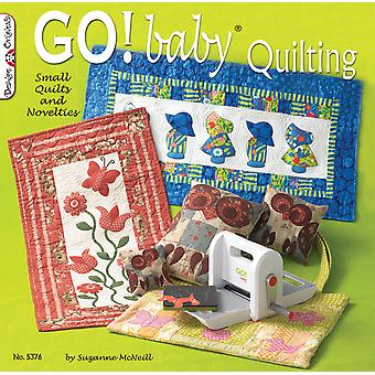 Design Originals Go! Baby Quilting Do 5376