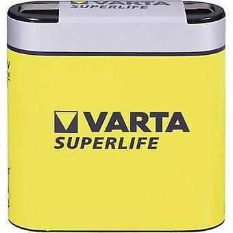 4.5 V pilas Zinc carbón Varta Superlife 3LR12 2700 mAh