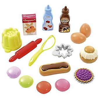 Smoby Plastic Baking Set (Toys , Home And Professions , House , Food)