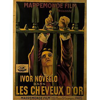 Les Cheveux dor film Poster (11x17)