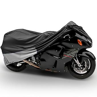 Motorcycle Bike Cover Travel Dust Storage Cover For Kawasaki Ninja Samurai Avenger 250