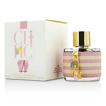 Carolina Herrera CH Eau De Toilette Spray (Marine Limited Edition) 100ml/3.4 oz