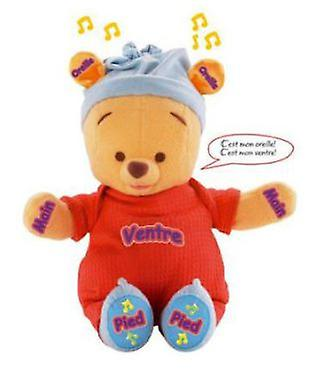 Fisher-Price Pooh sing and learn (Speelgoed , Educatief En Creatief , Electronica)
