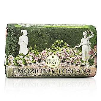 Emozioni In Toscana Natural Soap - Garden In Bloom - 250g/8.8oz