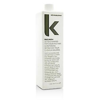 Kevin.murphy Maxi.Wash (Detox Shampoo - For Coloured Hair) - 1000ml/33.6oz