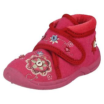 Girls Startrite Full Slipper Flower Bed Flower Bed