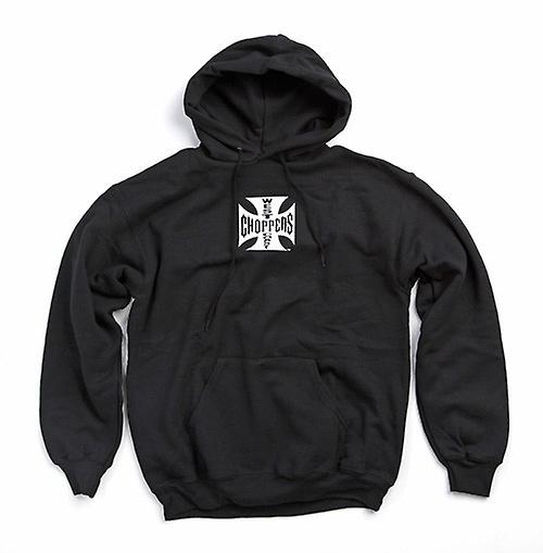 West Coast Choppers Iron Cross Hoody