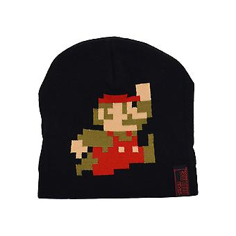 Official Super Mario Bros Beanie / Knitted Hat