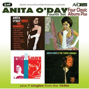 Anita & Billy May Swing Rodgers & Hart/The Three Sounds/Sings The Winners/Time For Two by Anita O'Day