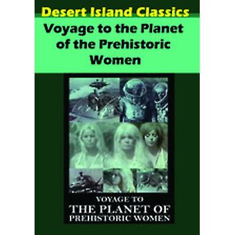 Voyage to the Planet of Prehistoric Women [DVD] USA import