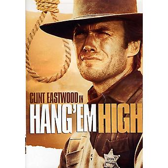 Hang 'Em High [DVD] USA import