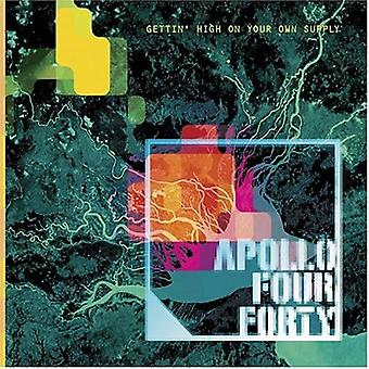 Apollo Four Forty - Getting High på din egen leverera [CD] USA import