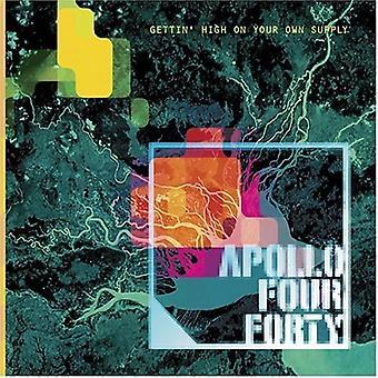 Apollo 04:40 - Gettin ' alta sobre importação USA seu próprio abastecimento [CD]