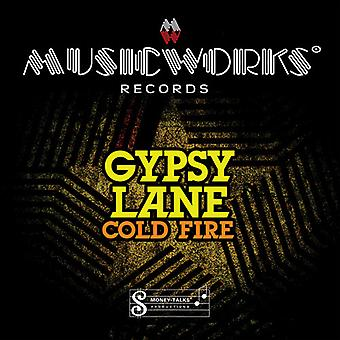 Gypsy Lane - Cold Fire [CD] USA import