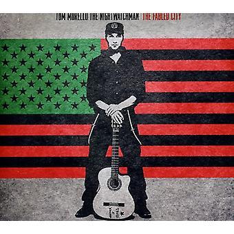 Morello, Tom: Nightwatchmanen - mytomspunna City [CD] USA import