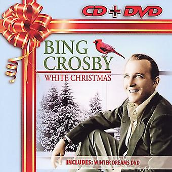 Bing Crosby - hvid Jul/vinter drømme [CD] USA import